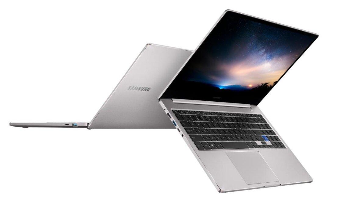 Thiết kế máy bo tròn, tràn màn hình và touchpad rộng, không dính rít vân tay