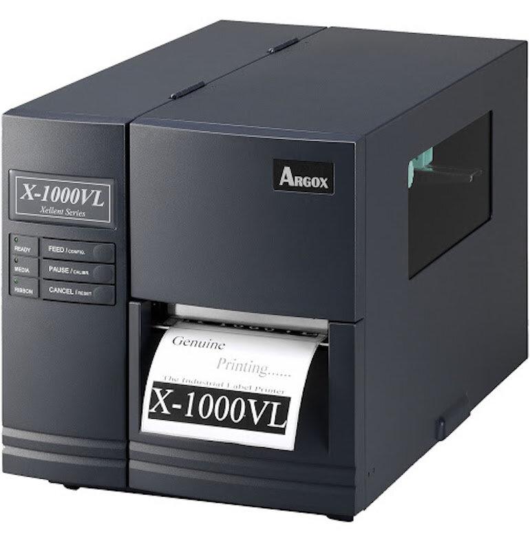 Những thông tin tổng quan về máy in mã vạch Argox