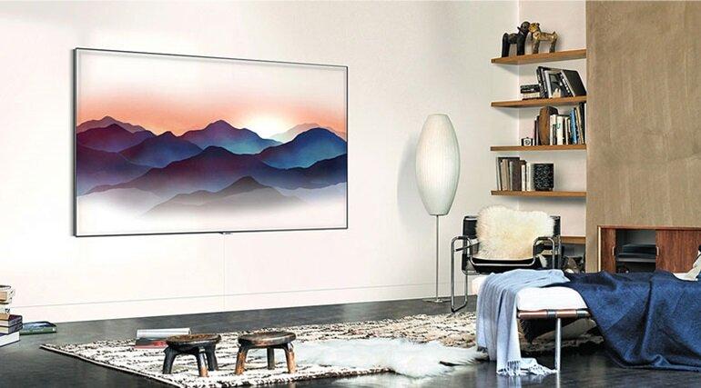 Samsung Smart TV QLED QA55Q60T
