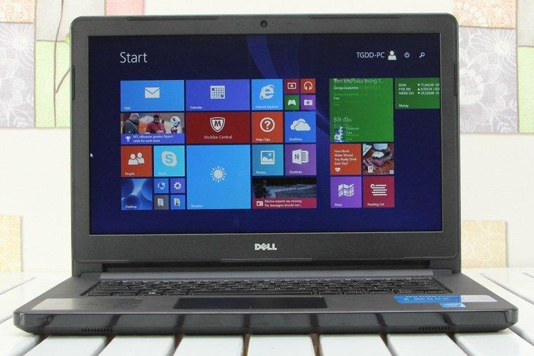 Laptop có màn hình tốt sẽ phù hợp hơn cho việc thiết kế