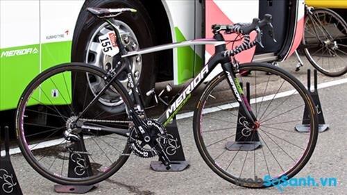 Merida Ride là một trong những chiếc xe tỏa sáng trong Tour de France 2015