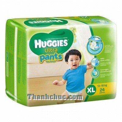 Bim Huggies Ultra XL24 boy pant