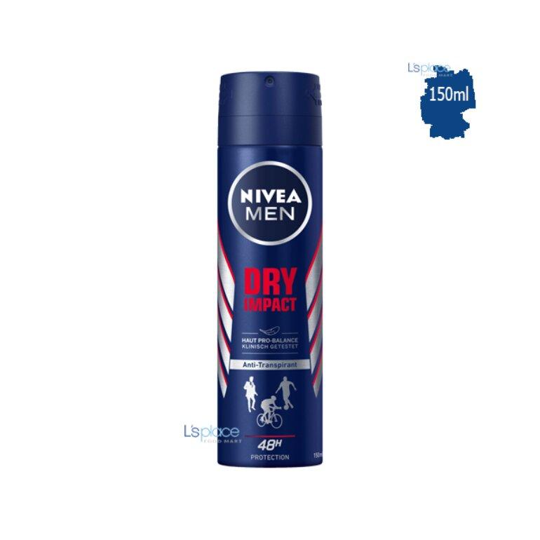 Xịt ngăn mùi Nivea Dry Pact