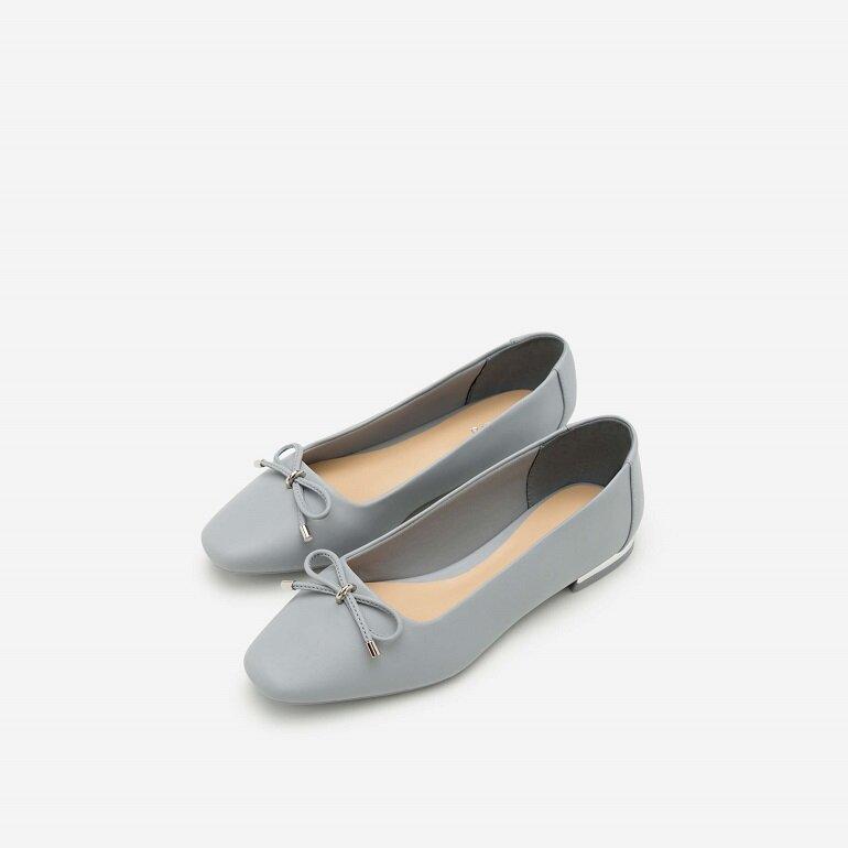 giày búp bê vascara đơn giản