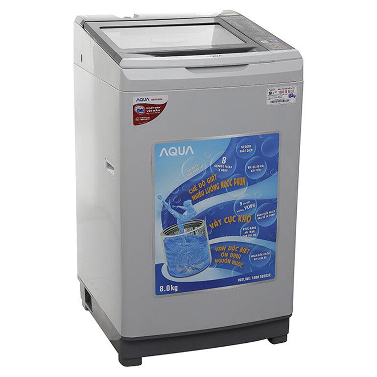 Máy giặt Aqua S80AT