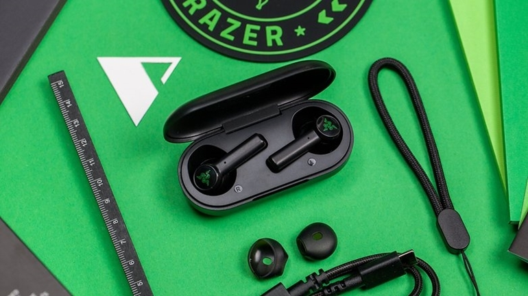 tai nghe razer hammerhead true wireless