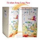 Tủ nhựa Song Long PUCA 5 Tầng có Khóa