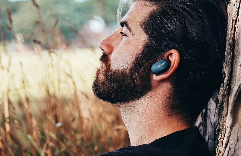 tai nghe chống ồn bose quietcomfort earbuds