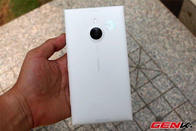 Cảm nhận nhanh Lumia 1520 chính hãng tại Việt Nam
