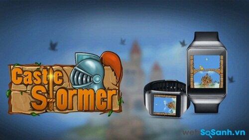 Castle Stormer