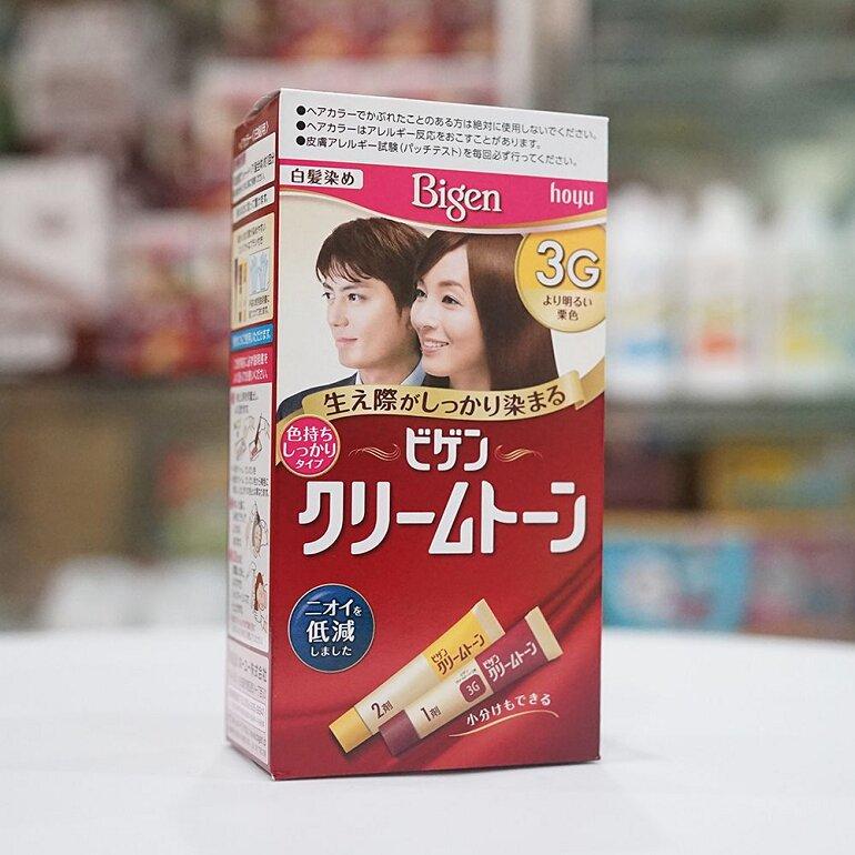 Thuốc nhuộm Bigen Nhật Bản