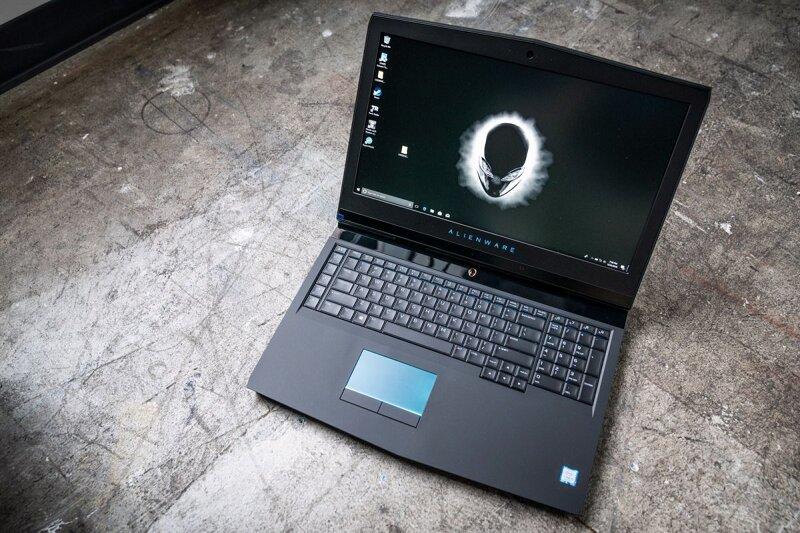 laptop Alienware 17R5
