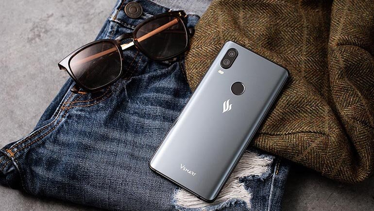 Review điện thoại Vsmart Active 1
