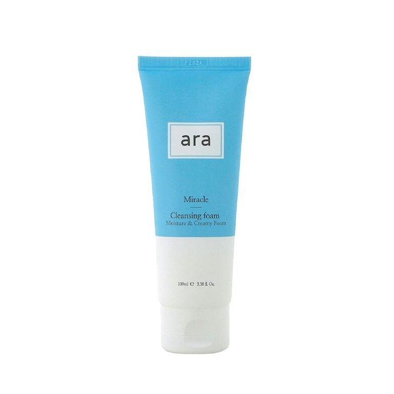 Giới thiệu về thương hiệu sữa rửa mặt Ara