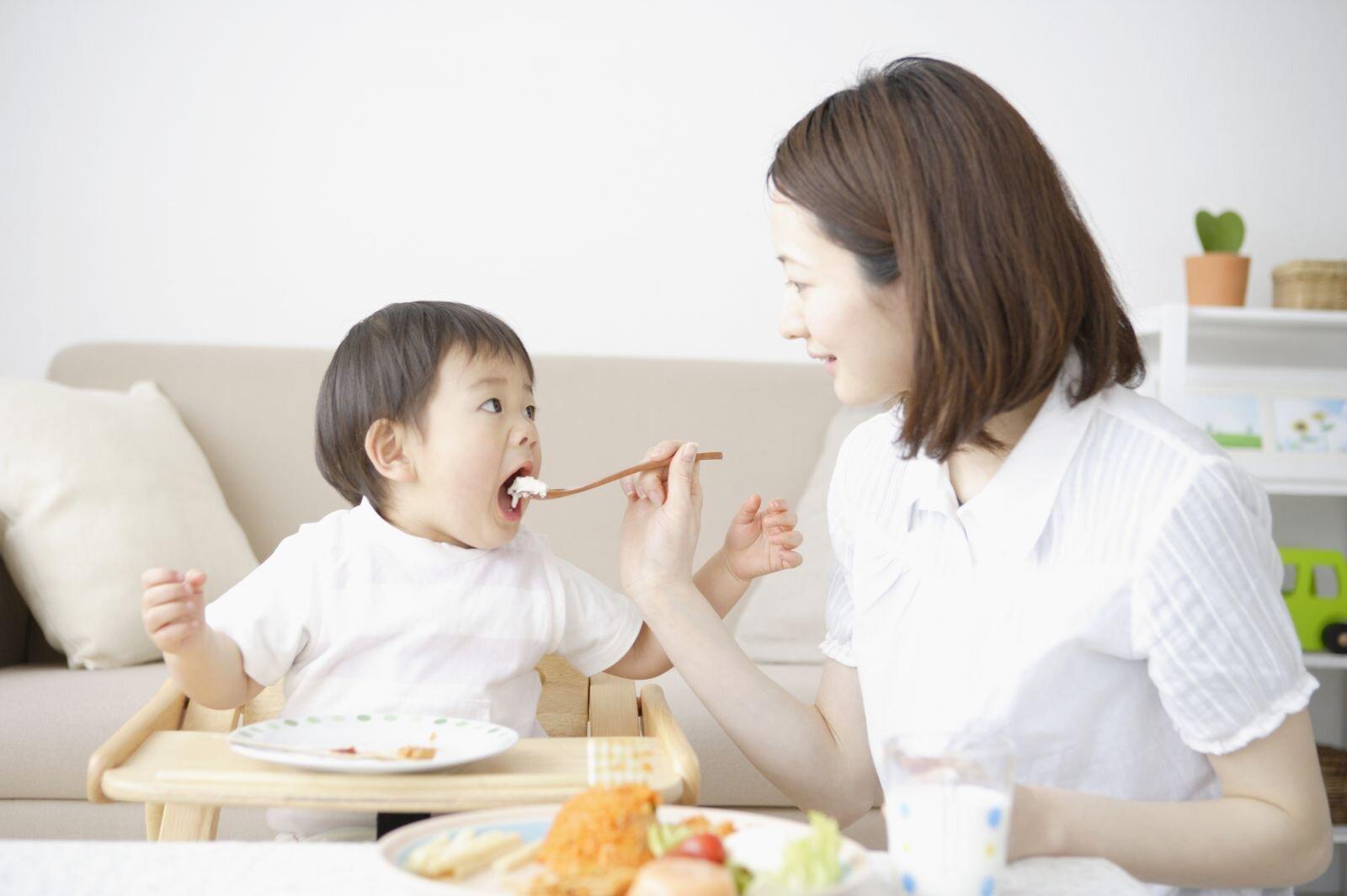 Yến sào còn giúp tăng sự ngon miệng, kích thích thèm ăn ở trẻ