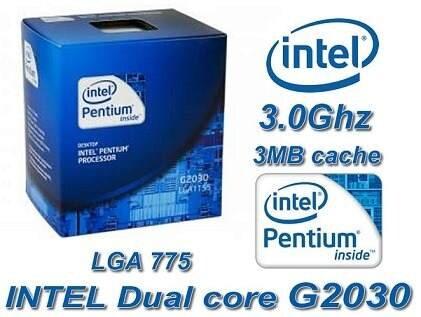 Chip Intel Pentium G2030