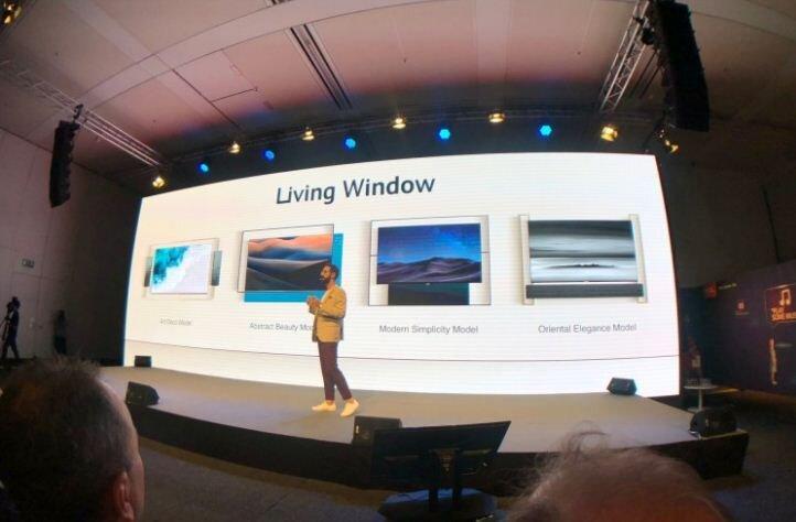 Đánh giá nhanh smart tivi cao cấpThe Living Windows Series