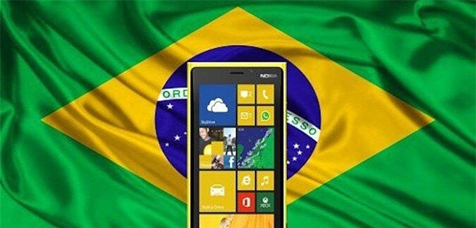 Windows Phone is now more popular than Apple's iOS in Brazil, Android still dominates