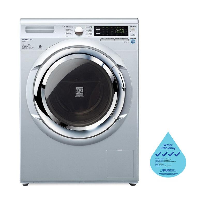 Máy giặt lồng ngang Hitachi