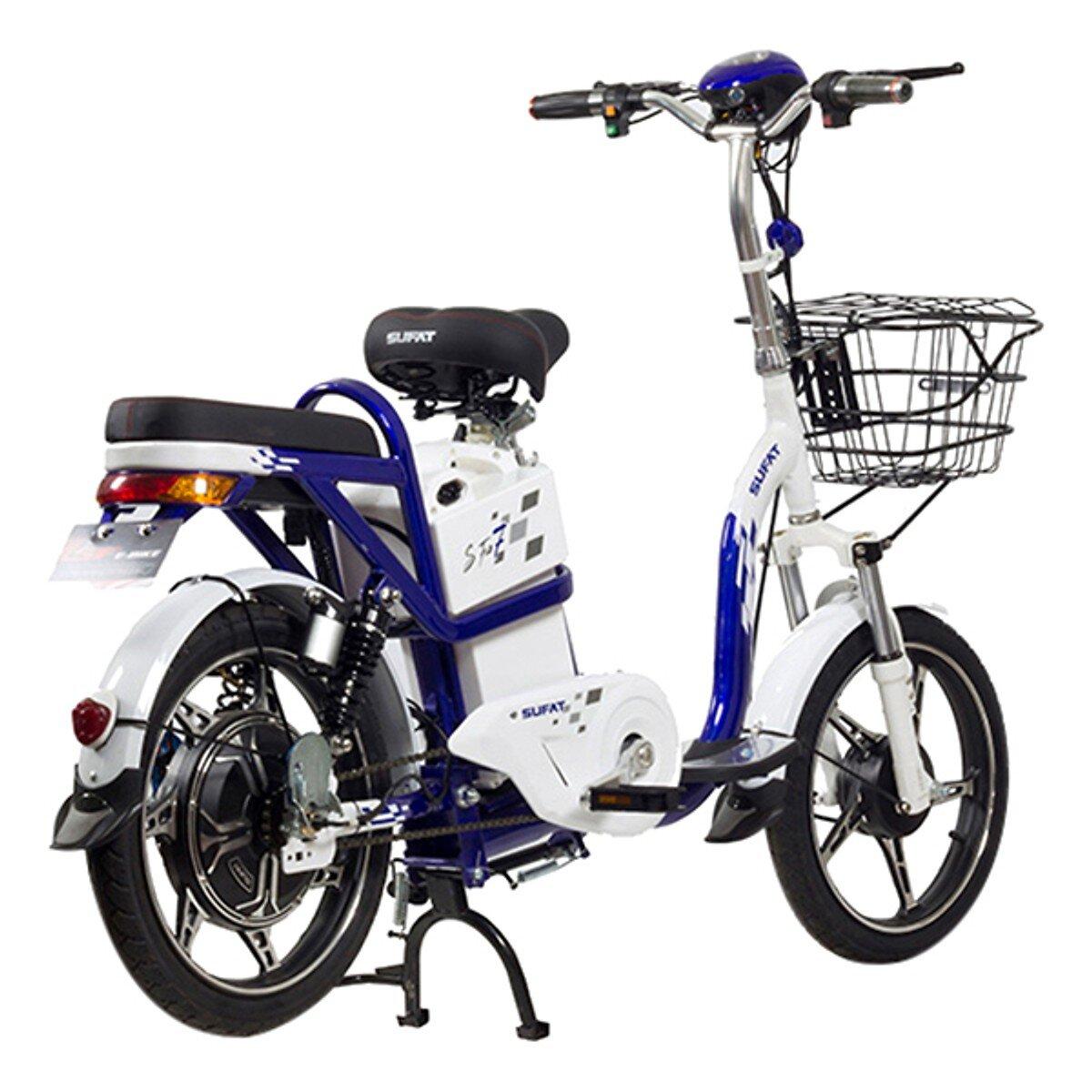 Mẫu xe đạp điện thích hợp cho người cao tuổi
