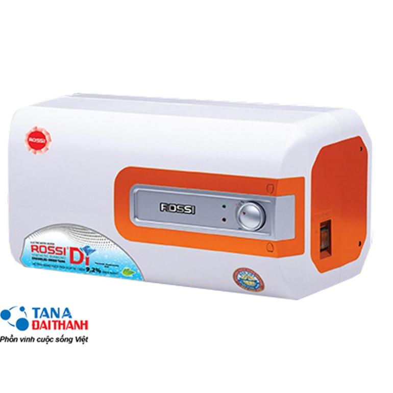 Bình nóng lạnh Rossi DI PRO 20L thiết kế đẹp và siêu bền, siêu tiết kiệm.
