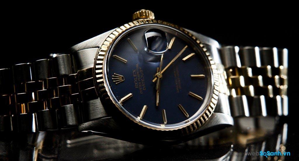 Rolex là nhãn hiệu nổi tiếng toàn cầu