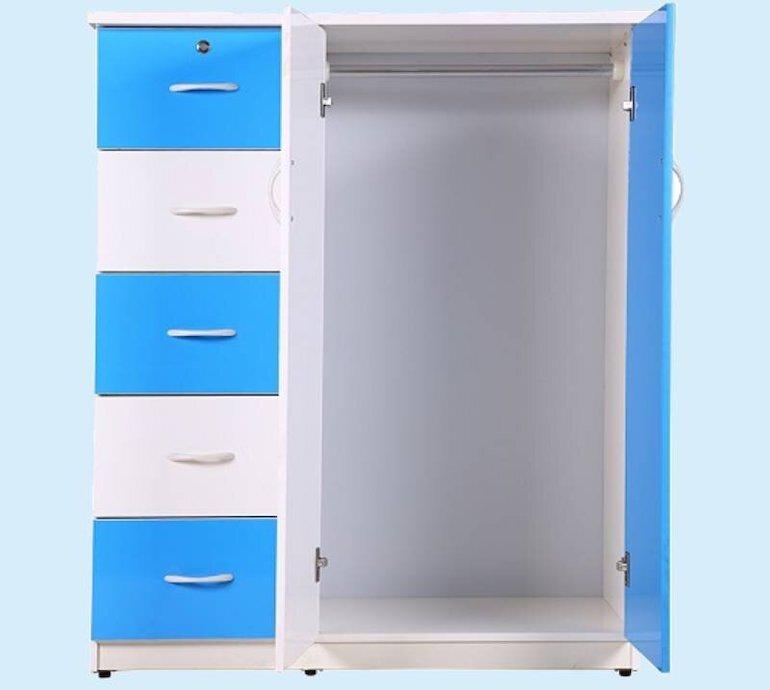 Tủ nhựa C013B 84 x 45 x 125 cm