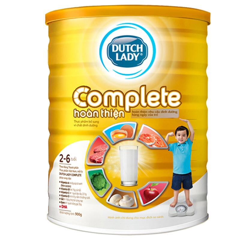Sữa bột Dutch Lady Complete