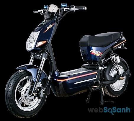 Xe điện HKbike PEGA Crazybull2