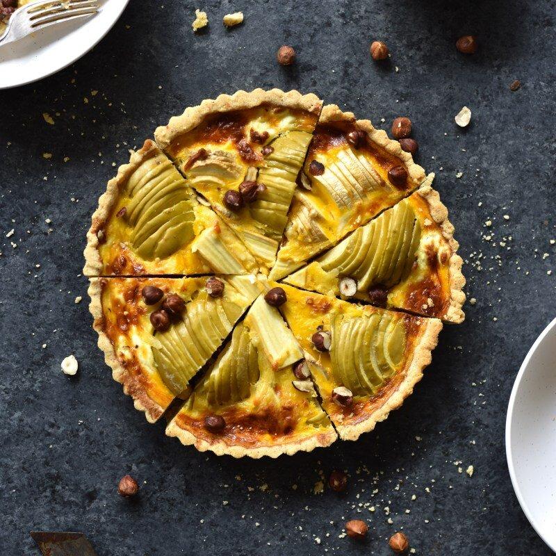 Bánh táo tapioca cực ngon (Nguồn: baomoi.com)