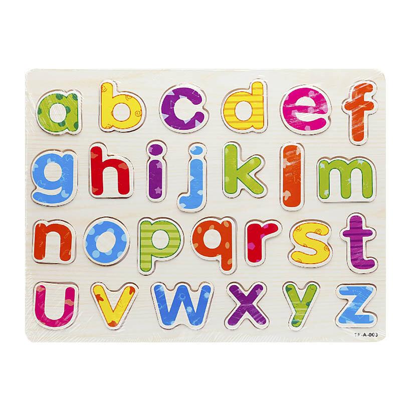 Bảng chữ cái tiếng Anh thường Vivitoys
