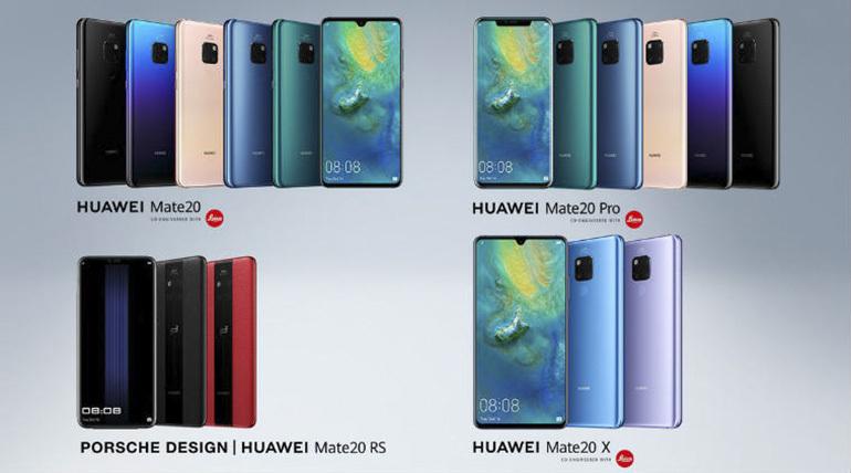 Điện thoại Huawei Mate 20 và Mate 20 Pro ra mắt tại Việt Nam: Giá chỉ từ 15,9 triệu đồng - Nhận quà 10 triệu
