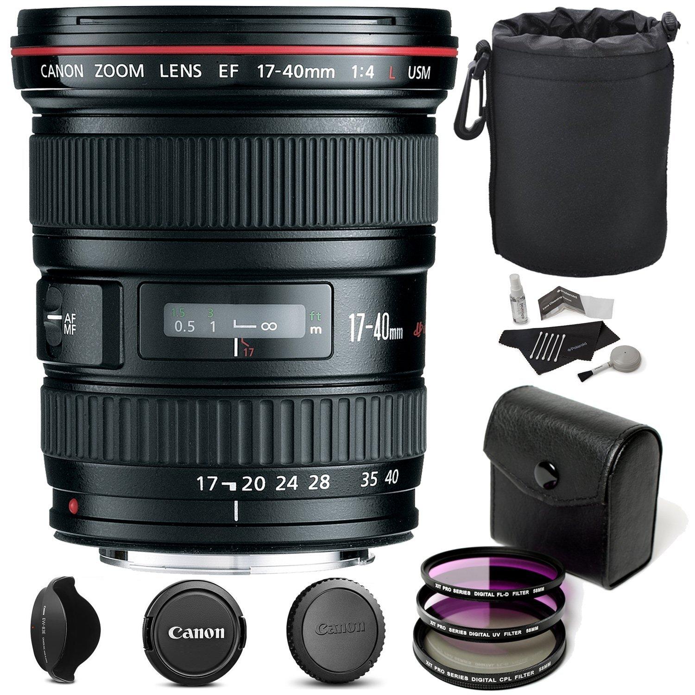 Lens Canon EF17-40mm f/4L USM lựa chọn tốt cho chụp phong cảnh