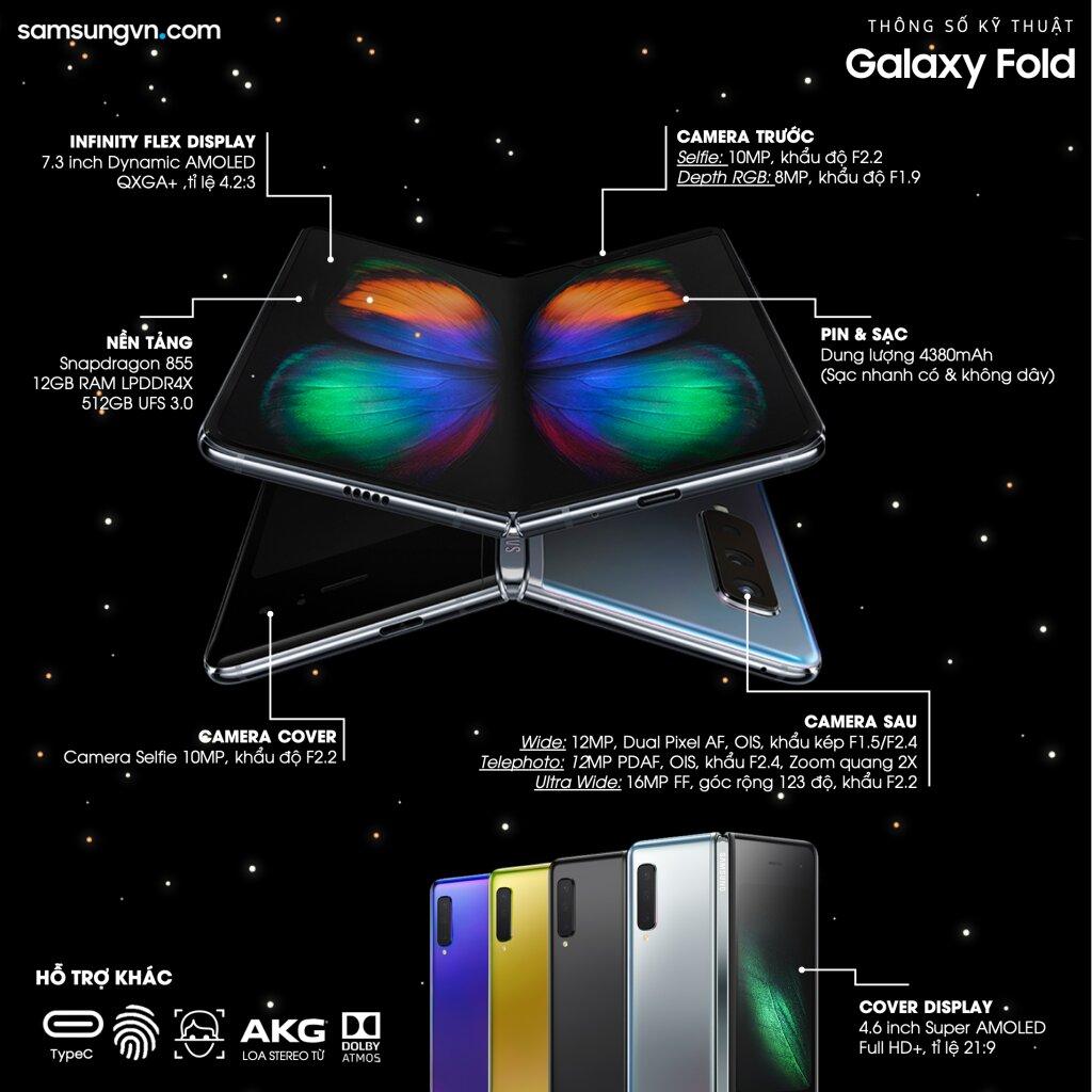 Đánh giá camera Samsung Galaxy Fold