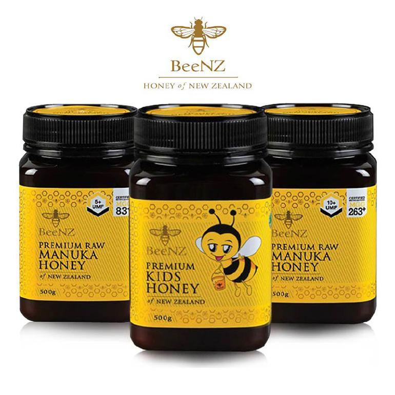 cách sử dụng mật ong manuka cho trẻ em
