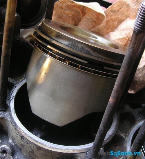 Xéc măng đóng vai trò quan trọng trong quá trình đốt nhiên liệu