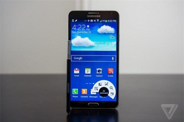 Điểm mặt 10 smartphone đột ph� nhất năm 2013 5