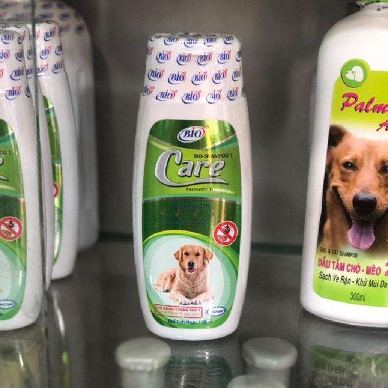 Sữa tắm cho chó con Bio Care