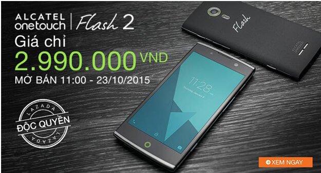 Thu hút ngay từ thiết kế, Flash 2 nhận được rất nhiều đơn đặt hàng trước ngày mở bán