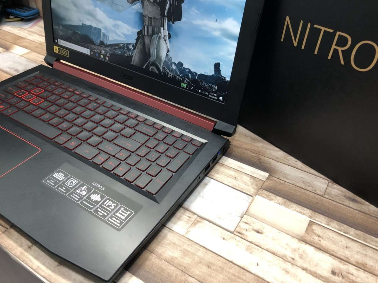 Laptop gaming Acer Nitro 5