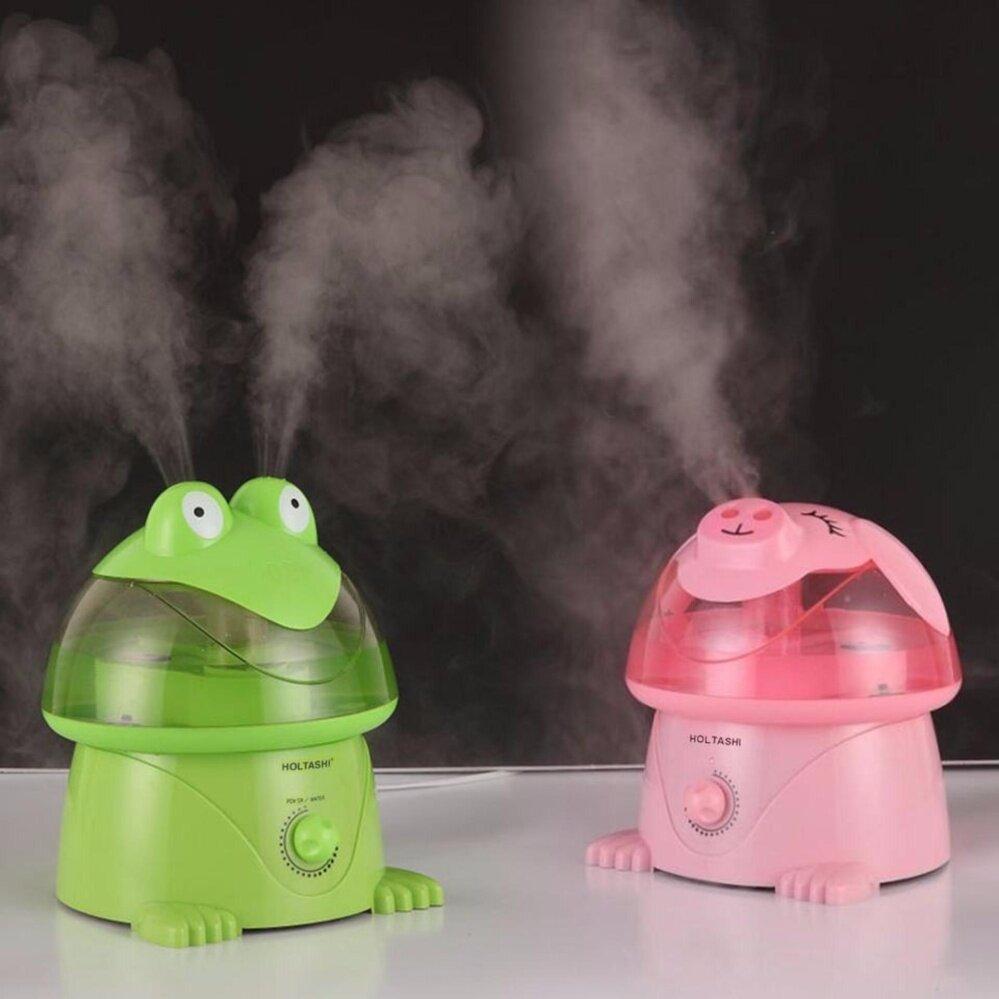Cách dùng Ếch phun sương đúng cách sẽ hiệu quả và an toàn cho sức khỏe