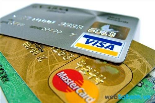 Thẻ tín dụng đang ngày phổ biến tại nước ta
