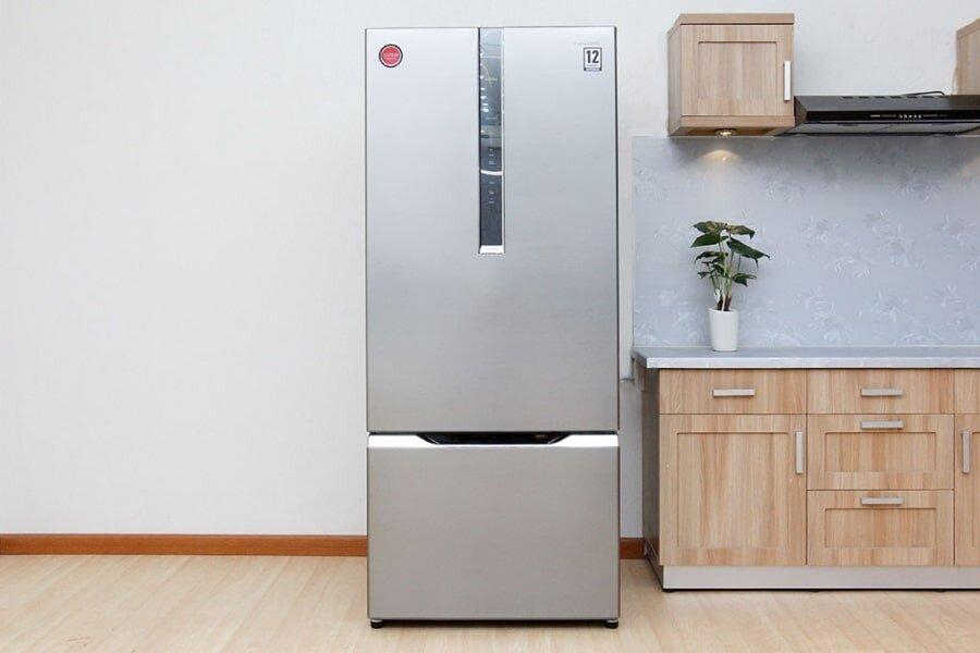 Dòng tủ lạnh Panasonic với nhiều cải tiến công nghệ phù hợp vơi túi tiền của đại đa số người dùng