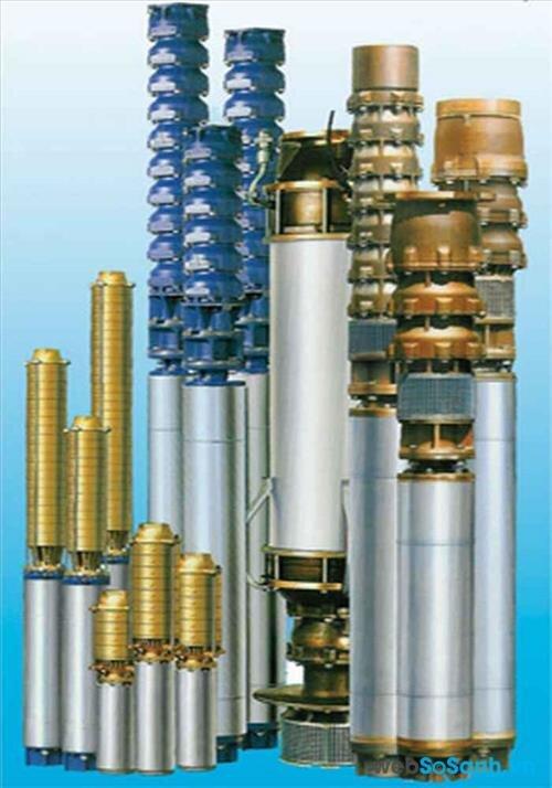 Cần chọn máy bơm chìm nước có điện áp phù hợp để đạt công suất tốt nhất