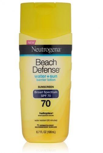 Neutrogena Beach Defense SPF 70 - 198ml