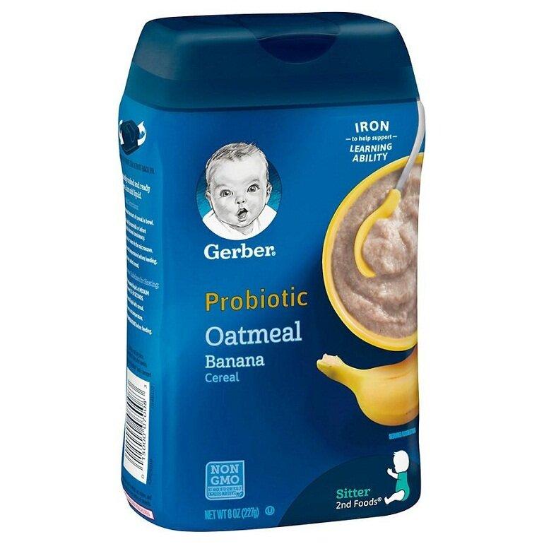 Khi mua bột ăn dặm Gerber mẹ nên xem xét kỹ giấy tờ chứng minh nguồn gốc xuất xứ của sản phẩm