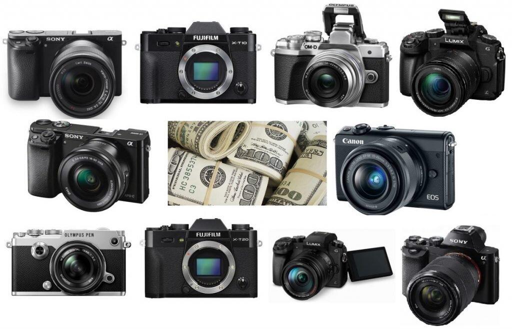 Có rất nhiều tiêu chí để đánh giá được một chiếc máy ảnh Mirrorless