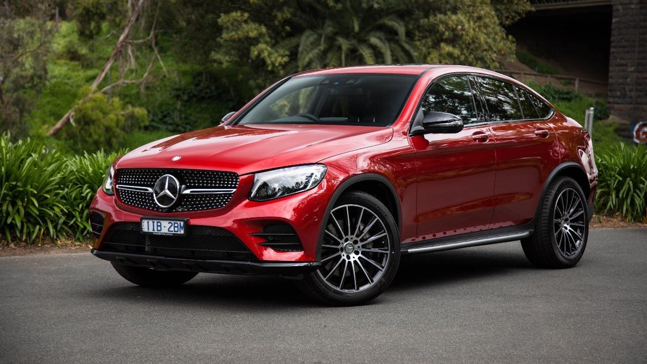Mercedes GLC 250 sở hữu ngoại hình tinh tế và đầy mạnh mẽ