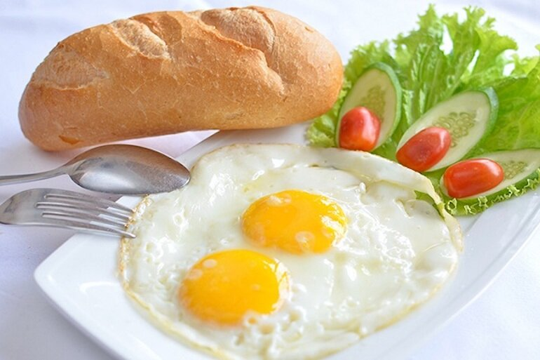 Đồ ăn giảm cân buổi sáng
