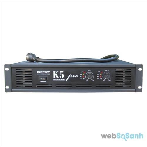 Cục đẩy công suất K5 Pro